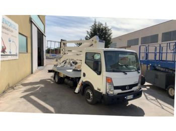 Isoli PNT 205 Nissan CABSTAR - truck mounted aerial platform