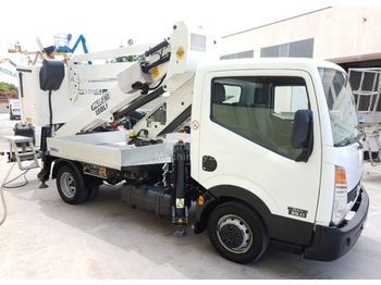 Isoli PNT 230 Nissan - truck mounted aerial platform