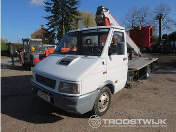 Truck mounted aerial platform Iveco