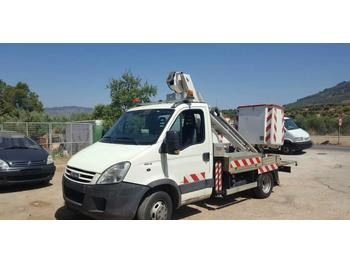 Iveco Daily 35 C 12 boom lift 12 mts comilev- versalift  - truck mounted aerial platform