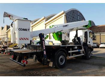 Iveco unuseComet 21 mts euro 3 export africa  - truck mounted aerial platform