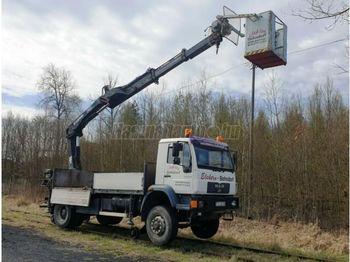 MAN 18.280 4x4 Darus Emelőkosaras - truck mounted aerial platform