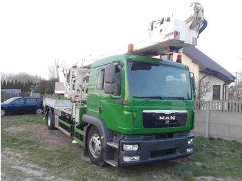 MAN TGM WUMAG WT450 - truck mounted aerial platform
