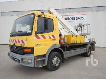 MERCEDES-BENZ ATEGO 1318 4x2 - truck mounted aerial platform
