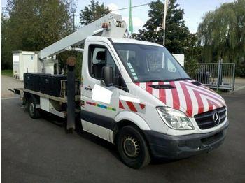 MERCEDES-BENZ SPRINTER 313 cdi 16.1 m-es Emelőkosaras - truck mounted aerial platform