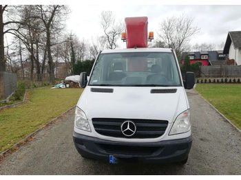 MERCEDES-BENZ Sprinter + Wumag wtb 200 - truck mounted aerial platform