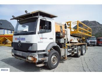 Truck mounted aerial platform Mercedes Atego 2628K