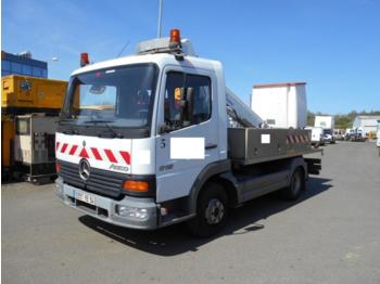 Truck mounted aerial platform Mercedes Atego 815: picture 1