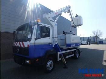 Mercedes Benz 1117 ECO POWER Euro 2 - RUTHMANN K126 - truck mounted aerial platform