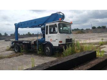 Multitel 31 TJ - truck mounted aerial platform