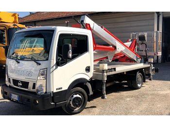 Multitel MX250 - truck mounted aerial platform