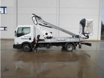 Truck mounted aerial platform NISSAN