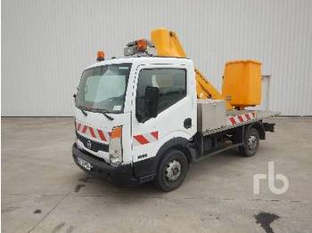 Truck mounted aerial platform NISSAN 32.11 w/France Elevateur Topy 10 8.5m