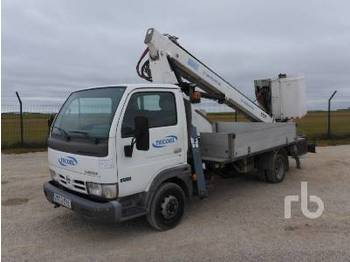 NISSAN CABSTAR 35.10 4x2 w/Movex 5179T - truck mounted aerial platform