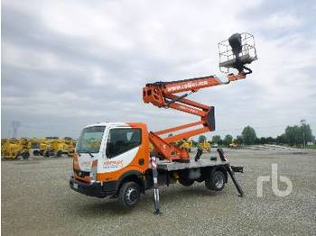 NISSAN CABSTAR 35.11 w/2009 Oil&Steel Snake 2010 Compact - truck mounted aerial platform