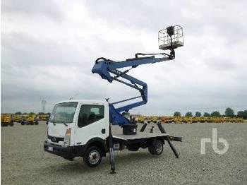 Truck mounted aerial platform NISSAN CABSTAR 35.11 w/2009 Socage DA20