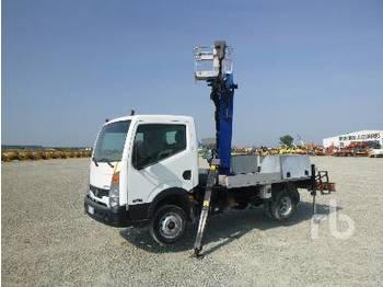 NISSAN CABSTAR 35.11 w/2010 Lion Lift GT16-09 - truck mounted aerial platform