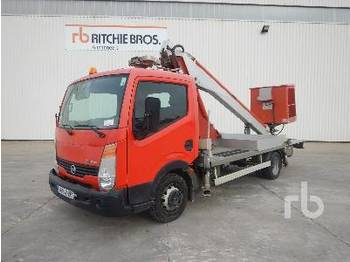 Truck mounted aerial platform NISSAN CABSTAR 35.11 w/Multitel 160 ALU DS 16 m: picture 1