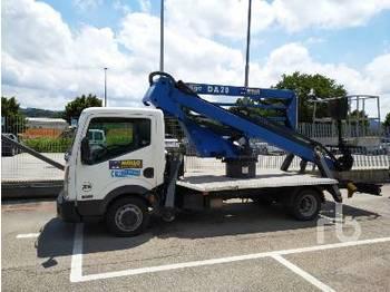 Truck mounted aerial platform NISSAN CABSTAR 35.11 w/Socage DA20