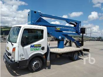 Truck mounted aerial platform NISSAN CABSTAR 35.11 w/Socage DA320