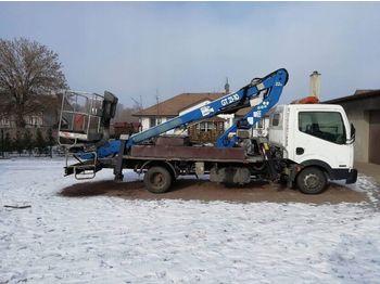 Truck mounted aerial platform NISSAN CABSTAR F24-35.13