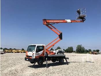 NISSAN CABSTAR w/2010 Oil&Steel Snake 2010 RE - truck mounted aerial platform
