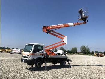 NISSAN CABSTAR w/Oil&Steel Snake 2010 - truck mounted aerial platform