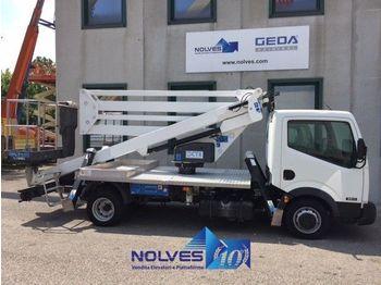 Truck mounted aerial platform NISSAN Cabstar