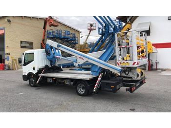 Truck mounted aerial platform NISSAN Cabstar: picture 1