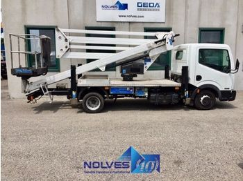 Truck mounted aerial platform NISSAN Cabstar 35.11 w/ CTE ZED 20CH: picture 1