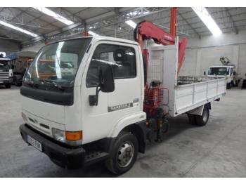 Truck mounted aerial platform Nissan CABSTAR 35.11