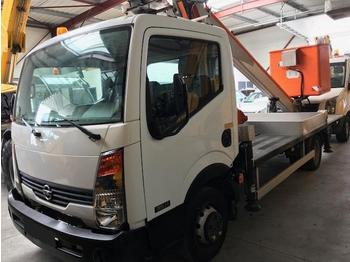 Truck mounted aerial platform Nissan Cabstar 35.11: picture 1