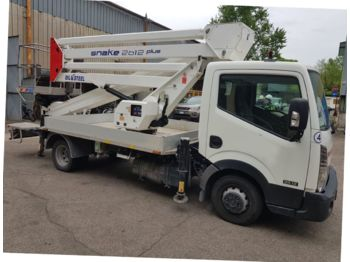 Oil&Steel Snake 26.12 PLUS Nissan - truck mounted aerial platform