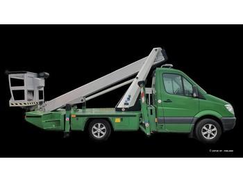 Truck mounted aerial platform Palfinger Bison TA 21 B