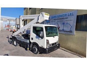 Truck mounted aerial platform Palfinger P200A Nissan