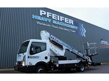 Truck mounted aerial platform Palfinger P200TXE Valid inspection, *Guarantee! Driving Lice