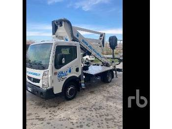 RENAULT MAXITY 120DXI w/2016 GSR E240PX - truck mounted aerial platform