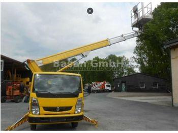 RENAULT MAXITY 18 m-es Emelőkosaras - truck mounted aerial platform