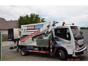 Truck mounted aerial platform RENAULT Maxity