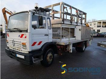 Truck mounted aerial platform Renault RVI S150.13