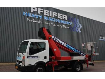 Truck mounted aerial platform Ruthmann TB270 Valid inspection, *Guarantee! Driving Licenc