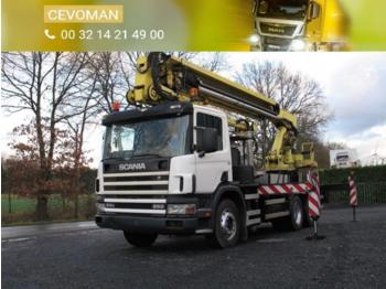 Scania 94G 260 - truck mounted aerial platform