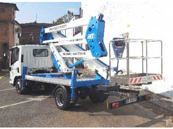 Truck mounted aerial platform Socage 20 D: picture 2