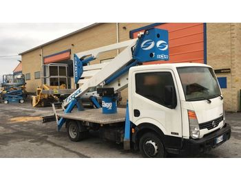Truck mounted aerial platform Socage DA320: picture 1