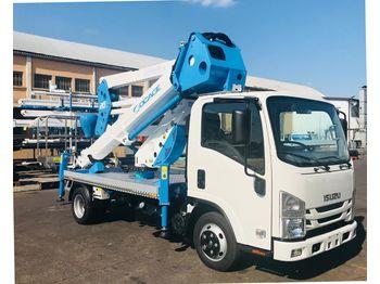 Truck mounted aerial platform Socage DA 20 Nissan CABSTAR