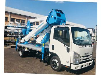 Socage DA 20 Nissan CABSTAR - truck mounted aerial platform