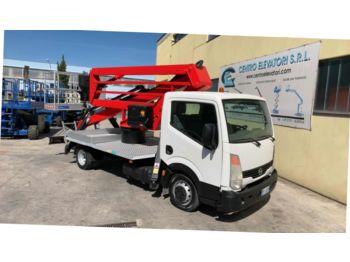 Truck mounted aerial platform Socage DA 20 Nissan NISSAN