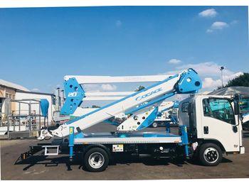 Truck mounted aerial platform Socage DA 20 Nissan nissan: picture 1