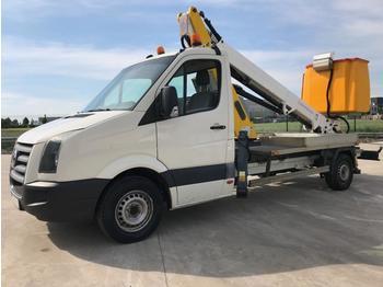 Truck mounted aerial platform Volkswagen CRAFTER 6 METRES