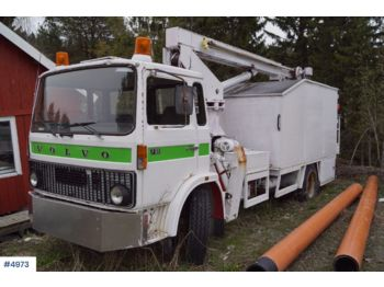 Truck mounted aerial platform Volvo F611: picture 1